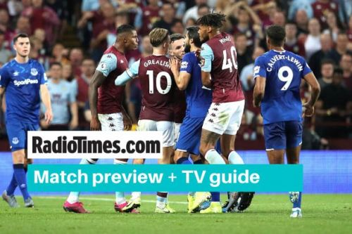 What channel is Everton v Aston Villa on? Kick off time, live stream and latest team news