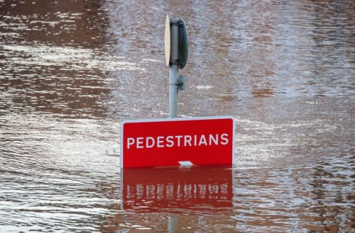 Storm Christoph Sparks Major Incident And Flood Warnings In The UK