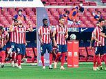 Two Atletico Madrid players test positive for covid-19 ahead Champions League tie with RB Leipzig