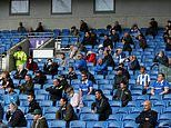 Brighton will appeal to the government to allow fans back into grounds, Paul Barber insists