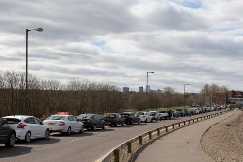Strathclyde Park to be shut to cars after lockdown rebels flock to site