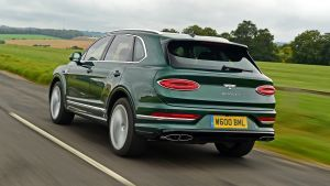 Aston Martin DBX vs Bentley Bentayga