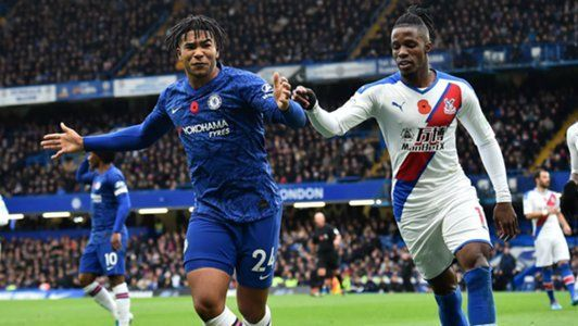 Crystal Palace on the hunt for Wilfried Zaha replacement as Chelsea circle