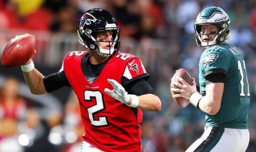 Falcons vs Eagles LIVE stream: How to watch NFL Sunday Night Football online or on TV
