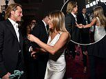 Photographer who snapped Brad Pitt and Jennifer Aniston reunion at SAG Awards reveals all