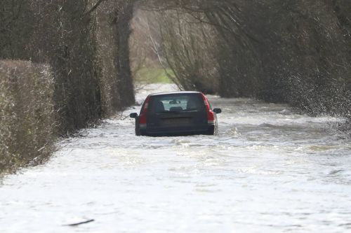Britain braced for wettest February in 30 years