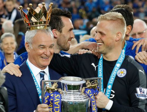 Leicester 2019/20 vs Claudio Ranieri's title-winners: another one of those combined XIs