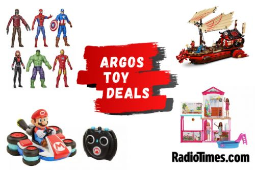 Argos toy deals: Save up to 50 per cent on Lego, Nintendo, Marvel and Fortnite