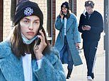 Irina Shayk and Vito Schnabel spark dating rumors as they head into his apartment in NYC