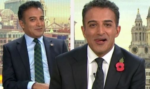Good Morning Britain star Adil Ray 'leaves'presenting roleasnewcareer move 'revealed'