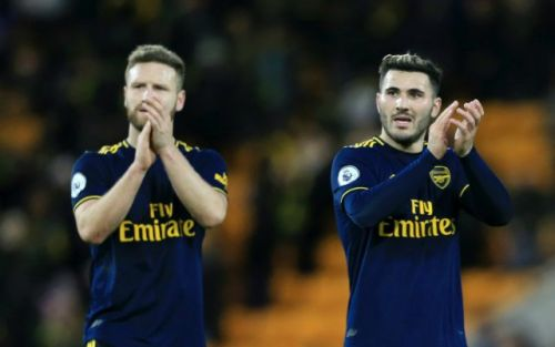 Arsenal confirm 'significant' injury blow for defender Sead Kolasinac
