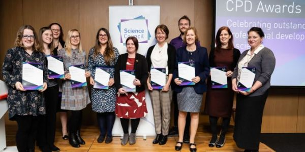 Science Council CPD Awards 2019 - Congratulations!