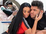 Katie Price's son Harvey, 18, 'had a comfortable night' in ICU and remains stable