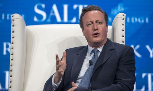 David Cameron to star in BBC reality TV series on his time as prime minister