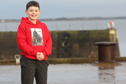 ADVERTORIAL: 'Raising money is my way of saying thanks' says inspirational schoolboy