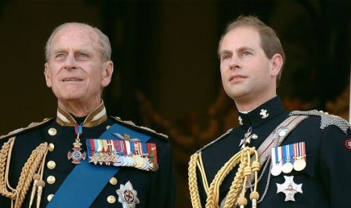 Prince Edward 'reduced to prolonged tears' after berating from Prince Philip