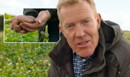 Countryfile viewers horrified as Adam Henson uses human manure on farm 'Absolutely stinks'