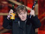 Lewis Capaldi hits back at troll as he is criticised for drinking