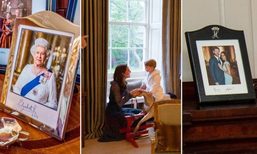 Royal homes: the sweetest personal touches from Meghan Markle's to Kate Middleton's