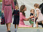 Prince William reveals Princess Charlotte 'loves unicorns' and calls them 'very cool'