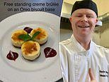 Devoted care home chef brings haute cuisine to its elderly residents