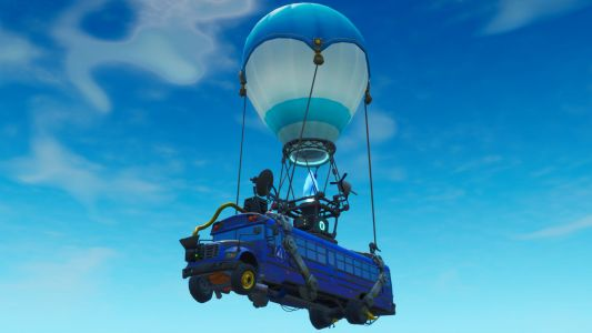 Fortnite Season 3 leak suggests a flood's headed to the map