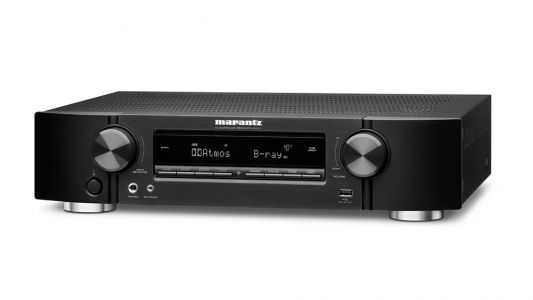 Marantz NR1711: an affordable and slimline 8K AV receiver