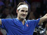 Roger Federer fights back to beat Nick Kyrgios and gives Team Europe 5-3 lead over Team World