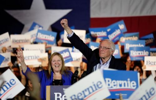What Bernie Sanders' Win In Nevada Means For The Democratic Presidential Race