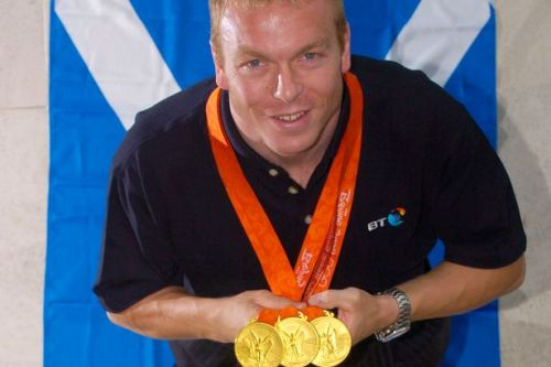 Great British Bake Off tribute to Scots cycling hero Sir Chris Hoy