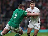 England 24-Ireland 12 - PLAYER RATINGS: Manu Tuilagi shines but visiting players fail to perform
