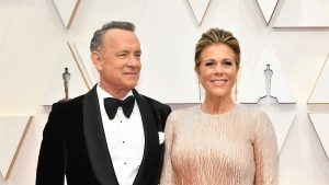 Tom Hanks and Rita Wilson share health update after coronavirus diagnosis