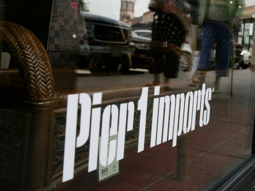Pier 1 braces for sale after filing for Chapter 11 bankruptcy