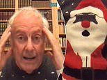 Gyles Brandreth delights This Morning viewers as he appears wearing a Christmas jumper