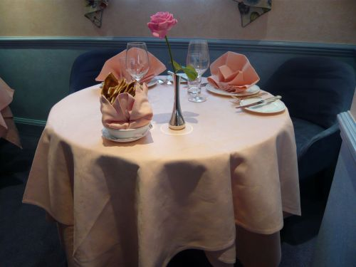 Go on a Salmon Pink Trip for People Who Love Restaurants in St. John's Wood This Weekend