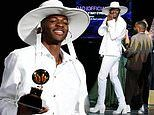 Lil Nas X wins his first Grammy for Best Music Video