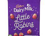 Cadburys Christmas chocolates are urgently pulled from shop shelves because they may contain nuts