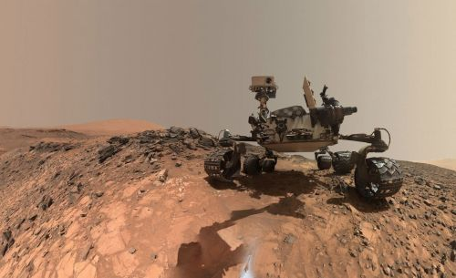 Emergency on Mars as Nasa loses control of the Curiosity Rover exploration robot