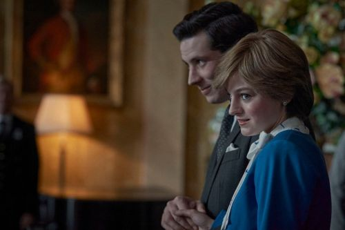 The Crown season 4: Singer Purdy breaks down her cameo in Charles and Diana dance scene - 'They were meticulous about how we looked'