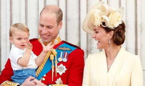 Prince William opens up on parenthood in rare insight into family life with Kate