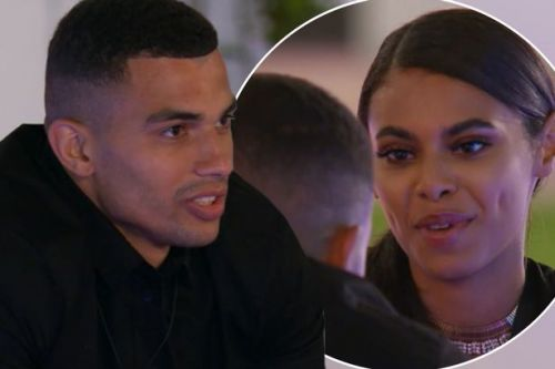 Love Island's Connagh hits out at 'lying' Sophie over secret kiss with Connor