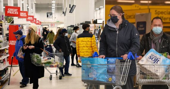 Family shopping trips to supermarkets 'could be banned' under new rules