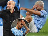 Pep Guardiola insists Manchester City will NOT be making any moves in the January transfer window