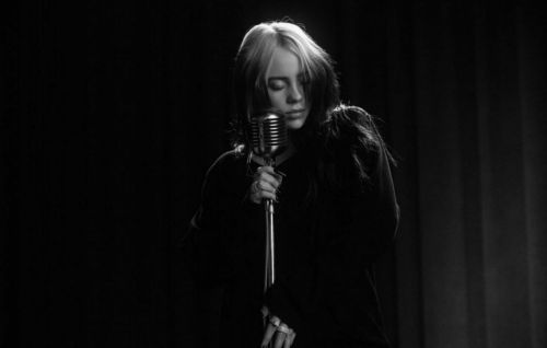 Watch the moody new video for Billie Eilish's 'No Time To Die'