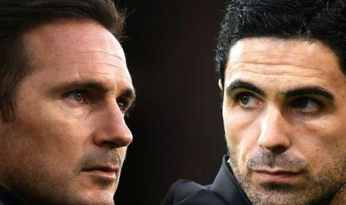 Chelsea vs Arsenal LIVE: Team news and line ups confirmed, Arteta and Lampard showdown