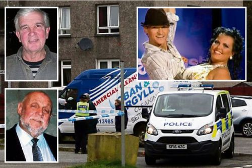 Deranged reality TV star killed Scots neighbours then said 'This is best day I've ever had'