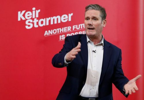 Keir Starmer Elected Labour Party Leader