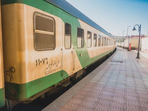 I took a 12-hour overnight first-class sleeper train through the heart of Egypt, and it's an experience I won't forget anytime soon