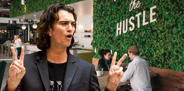 SoftBank's CEO now says its $9 billion bet on WeWork and Adam Neumann was a mistake - but he still thinks WeWork will end up making money