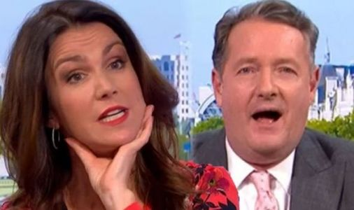 ITV GMB: 'How dare you!' Piers Morgan SNAPS at guest over Susanna Reid 'idiot' remark